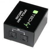 Switch Audio Toslink 2 Porte