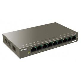 Desktop Switch 9 Porte 10/100 Mbps con 8 Porte PoE
