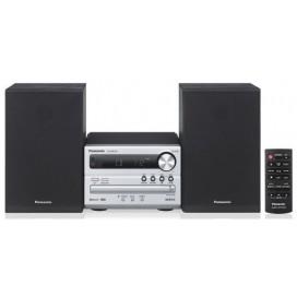 PANASONIC MICRO HI-FI 20W MP3 CD R/RW USB B.T. SILV. PAN. SCPM250EGS