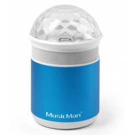 Altoparlante Bluetooth Soundstation Azzurro, BT-X17