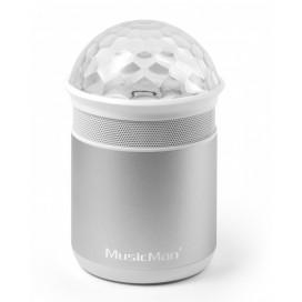 Altoparlante Bluetooth Soundstation Silver, BT-X17