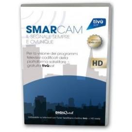 DIGIQUEST SMARTCAM TIVU'SAT X TV/DECODER SMARDTV CAMTVSAT