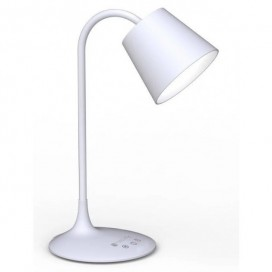 Lampada a LED da Tavolo Vintage Bianco Classe A