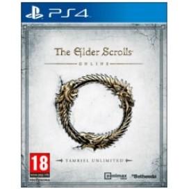 DEEP SILVER PS4 The Elder Scrolls Online - Tamriel Unlimited 1004111