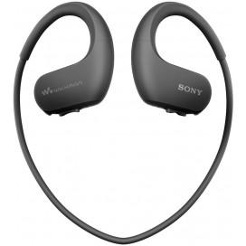 SONY MP3 SPORT 4 GB IMPERM. ACQUA SALAT.NERE NWWS413B