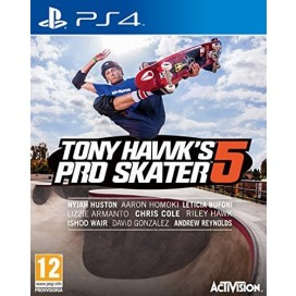 ACTIVISION TH PRO SKATER 5 PS4 IT 77066IT