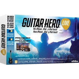 ACTIVISION GHL GUITAR BUNDLE IOS IS 87435IS