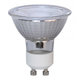 Faretto LED GU10 Bianco Caldo 4W, Classe A+