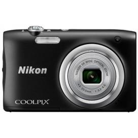 NIKON FOT. DIG. 20.1 MP 5X (26-130mm) VIDEO 720 P A100BLACK