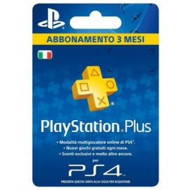 SONY PlayStation Plus Card Hang 90 Days 9811749