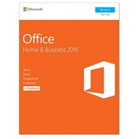 MICROSOFT OFFICE HOME E BUSINESS 2016 OFFICEHOMEBUS16