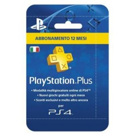SONY PlayStation Plus Card Hang 365 Days 9808343