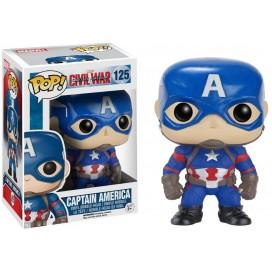X-JOY POP Bobble Marvel Captain America CW 7223