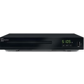 TELESYSTEM LETTORE DVD DViX MULTIMEDIALE USB TELESYSTEM 28010030