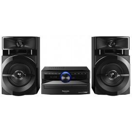 PANASONIC SIST. MINI CD MP3 2USB 300W AUX BLUETOOTH BLACK SCUX100EK