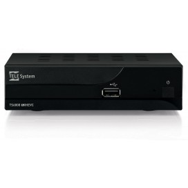 TELESYSTEM DIG TERR. ZAPPER HD HDMI USB HEVC TELESYSTEM TS6808