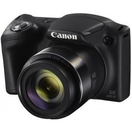 CANON FOT. DIG. 20 MP 45X (24mm) VIDEO HD WI-FI - NFC PSSX432ISBLACK