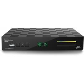 TELESYSTEM DECODER TVSAT HD 2 LETT.SMARTCARD USB-PVR HEVC TS9015