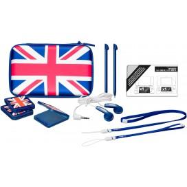 BIGBEN BB Pack UK Flag New 2DSXL N2DSXLPACK3UK