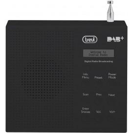 TREVI DAB 791 R DAB RADIO NERO 0DA79100