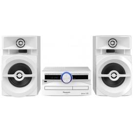 PANASONIC SIST. MINI CD MP3 2USB 300W AUX BLUETOOTH WHITE SCUX100EW