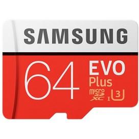 SAMSUNG MEMORIA 64GB XC CON ADATTATORE SD  B2B 0669265