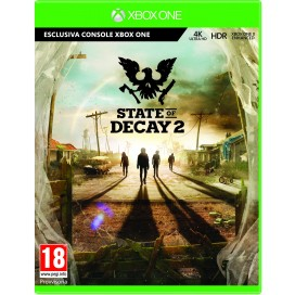 DB LINE XONE0477 State of Decay 2 5DR00016