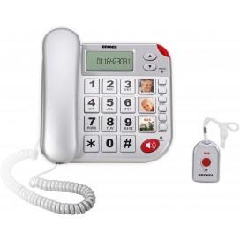 BRONDI Telefono c/telecom Emergenza BRONDI SUPER BRAVO PLUS