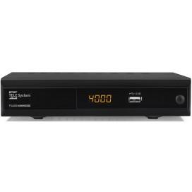TELESYSTEM DEC.SAT.HD USB PVR COMPAT.CAM TVSAT DVBS2 HEVC TEL 21005234