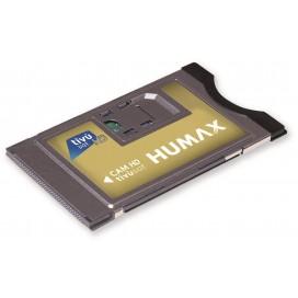 HUMAX CAM TIVU'SAT HD HUMAX PER TV E DECODER CAMTVSAT