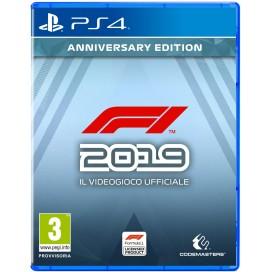 DEEP SILVER F1 2019 Anniversary Ed.PS4 1032668