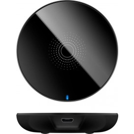 Caricabatterie Wireless Fast Qi Stand 5W Nero