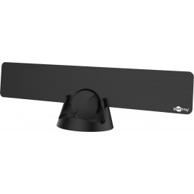 Antenna Amplificata Full HD DVB-T Ultrapiatta da Interno