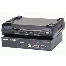 Estensore KVM over IP a schermo singolo 4K HDMI con PoE, KE8952