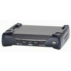 Ricevitore KVM over IP a schermo singolo 4K HDMI con PoE, KE8952R