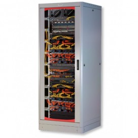 Armadio Rack 19'' 600x800 38 Unita' Grigio