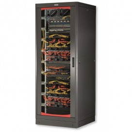 Armadio Rack 19'' 800x600 33 Unita' Nero