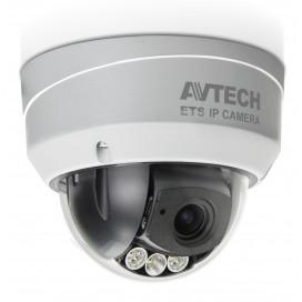 Telecamera Dome IP POE IR Varifocale 2MP da Soffitto IP66 AVM543
