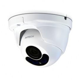 Telecamera Dome IP POE IR Varifocale 2MP da Soffitto IP66