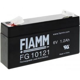 Batteria al Piombo 6V 1,2Ah (Faston 4,8mm)