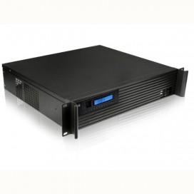 Chassis Industriale Rack 19''/Desktop 2U Ultra-compatto