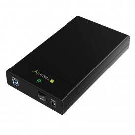 Box esterno HDD SATA 3.5'' USB 3.0