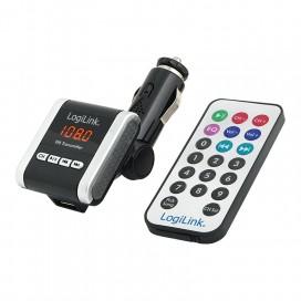 Trasmettitore FM con lettore MP3