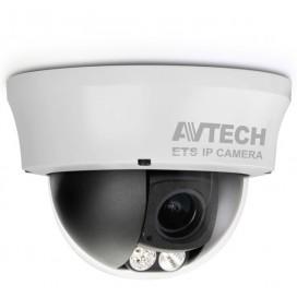 Telecamera Dome IP PoE AntiVandalo IR da Soffitto HD 1.3MP AVM332