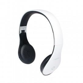 Cuffia Stereo Bluetooth Bianca