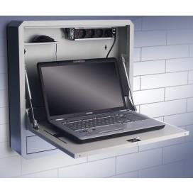 Box di Sicurezza per Notebook e Accessori per LIM Grigio