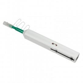 Penna di pulizia per Connettori Fibra Ottica SC FC ST Ferrula 2.5mm