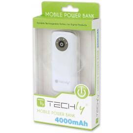 Carica Batterie Power Bank per Smartphone 4000mAh USB