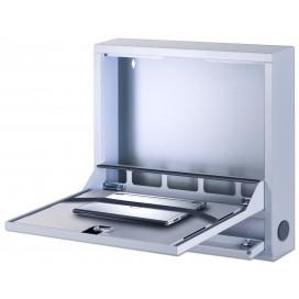 Box di Sicurezza per Notebook e Accessori per LIM Basic Grigio