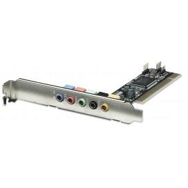 Scheda Audio PCI 5.1 Canali